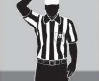 Otillåten mottagare nedåt fältet – Illegal man downfield